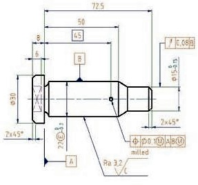 autocad mechanical standard